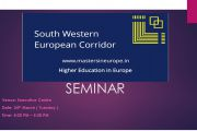 Higher Education in Europe - A seminar at RTC